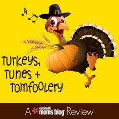 Turkeys, Tunes and Tomfoolery: Review of the Cincinnati Pops Lollipops Series   Cincinnati Moms Blog