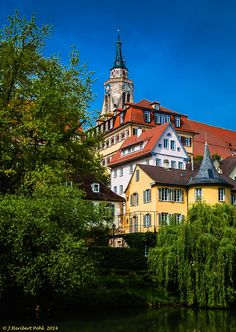 breathtakingdestinations:  Tübingen - Baden Württemberg -...