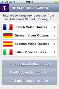French Video Resources
