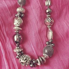 the lovelee girl: 365 - Eclectic Necklace by Premier Designs #jewelry