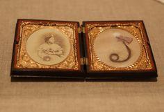 Mary Todd Lincoln's Gutta-percha case | Flickr - Photo Sharing!
