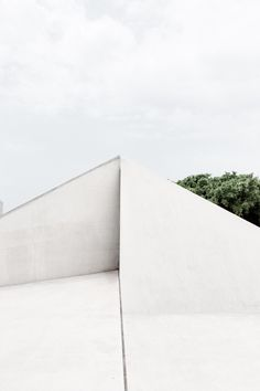 Aesence | Architectural Photography | White Square by Richard Jochum