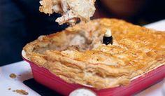 Leftovers Pie - The Happy Foodie