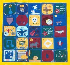 3rd Grade Classroom Quilt