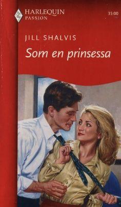 Harlequin Passion - Som en prinsessa (Jill Shalvis)  Begagnad Harlequin bok i bra skick ---- Byt in dina utlästa böcker hos oss mot andra! Vi köper, säljer och byter Jill Shalvis, Bok, Passion, Reading, Cards, Reading Books, Maps, Playing Cards