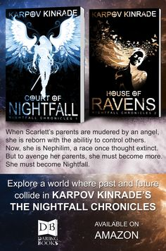 beth's blog: USA TODAY bestselling author Karpov Kinrade defied...