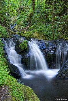 another hike to do, emerald falls II, columbia gorge, oregon