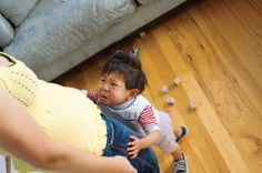 When Toddlers Bite