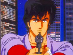 City Hunter - dbtoon.com - City Hunter (Japanese: シティーハンター, Hepburn: Shitī Hantā) is a Japanese manga series written and illustrated by Tsukasa Hojo. It was serialized in Weekly Shōnen Jump from 1985 to 1991 and collected into 35 tankōbon volumes by its publisher Shueisha. The manga was adapted into an anime television series by Sunrise Studios in 1987. City Hunter was adapted into four animated television series, three television specials, two original video animations, an animated feature…