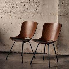 Vittorio Nobili / Medea Chair / Italy 1955