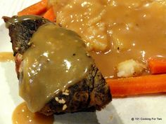 How To Make Gravy - 101 - From 101 Cooking For Two