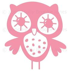 Vinyl Wall Art Little Owl Decal Small par AbbysVinylWallArt sur Etsy