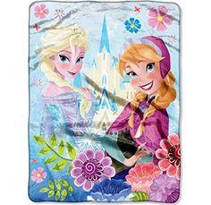Disney Frozen Anna and Elsa Castle Plush Throw Blanket Disney http://www.amazon.com/dp/B00LDZ6EF6/ref=cm_sw_r_pi_dp_eiztub1HZAY83