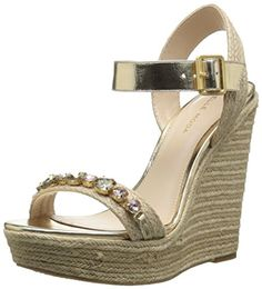 a76bc2abee4 Pelle Moda Women s Oates BR Dress Sandal   Find out more details by  clicking the image   Wedges Shoes