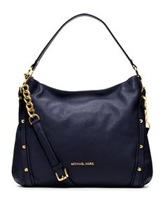 MICHAEL Michael Kors  Large Leigh Shoulder Bag.