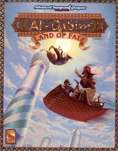 AD&D: Land of Fate ~ TSR (1992)