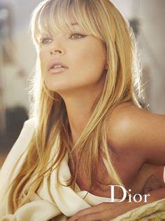 Kate Moss Dior