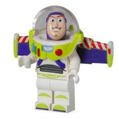 Black Friday 2014 Buzz Lightyear - LEGO Toy Story Minifigure from LEGO Cyber Monday. Black Friday specials on the season most-wanted Christmas gifts. Lego Toy Story, Toy Story Party, Lego People, Toy Story Buzz Lightyear, Black Friday Specials, Cool Lego Creations, Lego Toys, Building Toys, Disney Movies