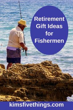 A selection of funny fishing presents that will go down well as retirement gifts. Best