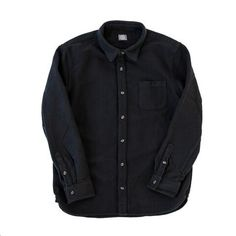 Carver Shirt Charcoal