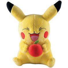 Gosedjur  Nintendo -  Pikachu (25cm) Pikachu 7de7727d8b2b9