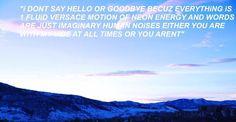 Inspirational Riff Raff quote