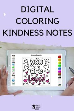 Are you looking for something inspirational that will support your students with their mental well-being that can be completed online with no resources required whatsoever? Then look no further than these brand new style of Online Digital Coloring Page Decks: Compliment Quotes #kindnessproject #kindnessintheclassroom #schookindness #worldkindnessday #compliments #coloringcompliments #bekind #digitalcoloring Teaching Character, Character Education, Character Development, Quote Coloring Pages, Colouring Pages, Compliment Quotes, Kindness Notes, Mindfulness Colouring, Kindness Projects