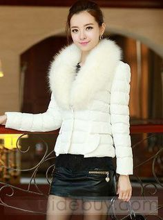 Smart Slim Long Sleeves Large Fur Collar Sunny Handsome Short Down Cotton Coat : Tidebuy.comhttp://www.tidebuy.com/product/Smart-Slim-Long-Sleeves-Large-Fur-Collar-Sunny-Handsome-Short-Down-Cotton-Coat-10839963.html