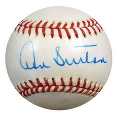 Don Sutton Autographed NL Baseball PSA/DNA #M55801 . $49.00. This is an Official National League baseball that has been hand signed by Don Sutton. The autograph has been certified authentic by PSA/DNA and comes with their sticker and matching certificate
