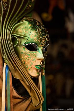 Participate in the masked ball of Venice Carnival in Venice, Italy