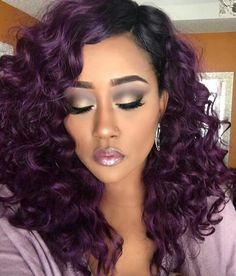 Curly black hair with red highlights google search hair colors find more human wigs information about brazilian virgin hair full lace human hair wigs curly weave human hair lace front wigs queen hair products curly wig pmusecretfo Images