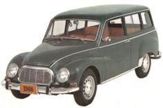 DKW Vemaguet '66. Com uma dessas, aprendi a dirigir com meu pai em 1972.