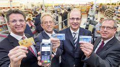 Pilotprojekt bei Edeka: Edeka-Hessenring mit 500 Filialen führt NFC-Payment ein