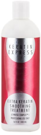 Keratin Express Brazilian Smoothing Treatment Extra