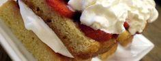 Pound Cake Strawberry Shortcake. Find the recipe here -   https://www.ener-g.com/recipes/poundcake-strawberry-shortcake