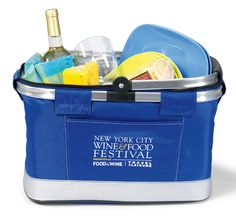All Purpose Basket Cooler #promotionalproduct #cooler