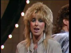 Lecia Jonsson from Laban duo Italo Disco, Funky Outfits, 80s Music, Danish, Celebrities, Retro, Tv, Modern Outfits, Celebs