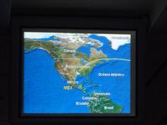 L'arrivo in Mexico