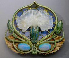 Rene Lalique jewelry                                                                                                                                                                                 Mais
