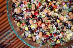 Quinoa salad  -- Really good!!!
