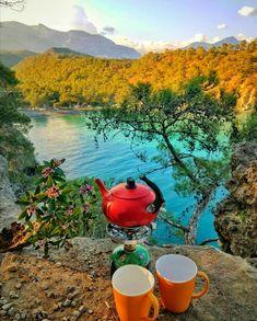 Antalya, Turkey Travel, Holiday Travel, Coffee Time, Golf Courses, Illustration Art, Mountains, City, Beautiful