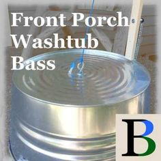Washtub Bass KONTAKT AUDIOSTRiKE Magesy.Club