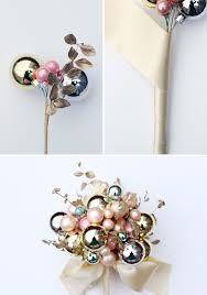 Bouquet Christmas Bulb