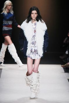 Boot Isabel Marant Manly Suede Knee White  #isabelmarantsneakersoutlet