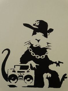 Banksy - Anarchist 12                                                                                                                                                      More