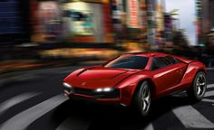 Innovations of Italdesign's Parcour Concept