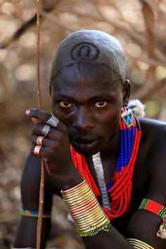 Ethiopie: la vallée de l' Omo: les Hamar. | Flickr - Photo Sharing!    Aline ♥ world cultures