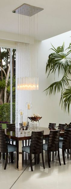 GORGEOUS dining and charisma design