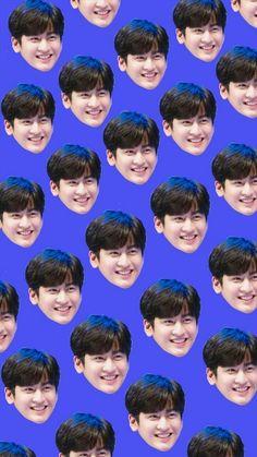 Kim Jinhwan, Chanwoo Ikon, Ikon Wallpaper, Tumblr Wallpaper, Mixing Paint Colors, Ikon Songs, Ikon Kpop, Jay Song, Bts Meme Faces