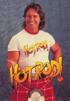 Rowdy Roddy Piper.WWE Wrester. D2015.